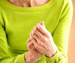 Болі в суглобах пальців рук