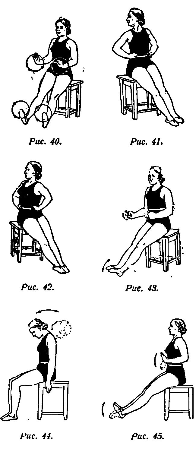 Фізичні вправи при початковій формі порушення сольового обміну речовин
