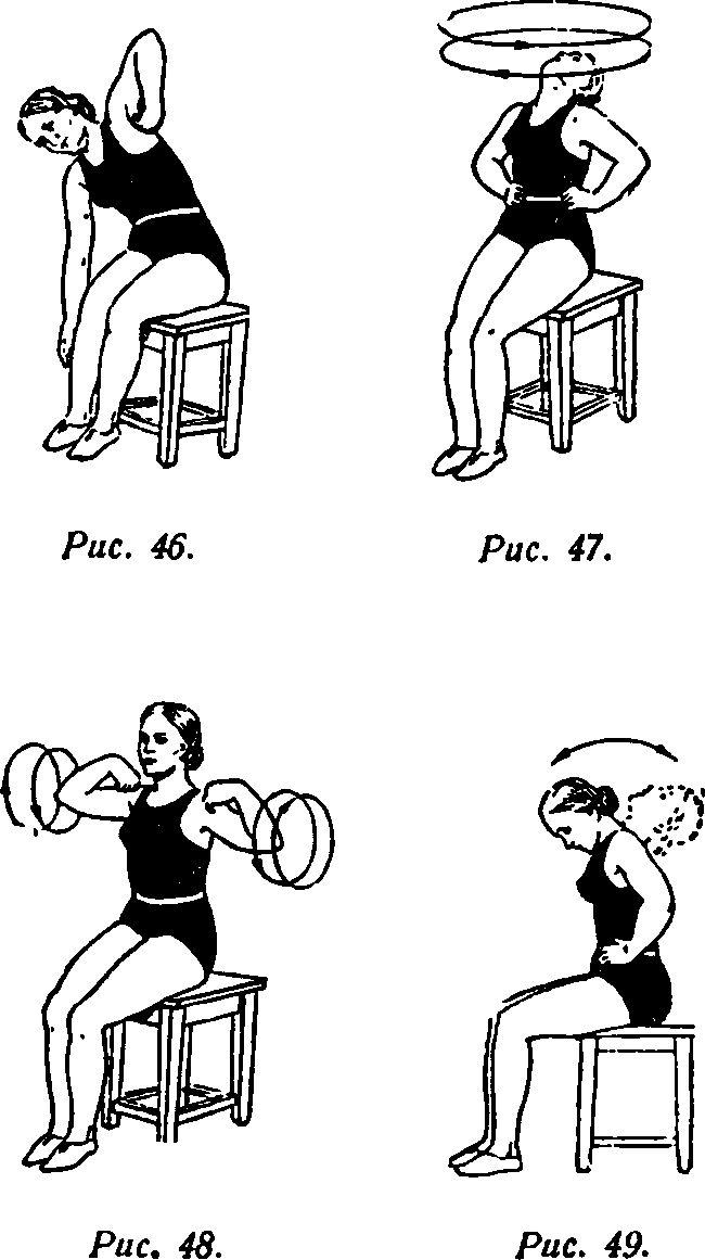 Фізичні вправи при початковій формі порушення сольового обміну речовин 2