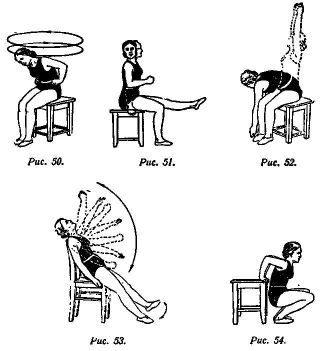 Фізичні вправи при початковій формі порушення сольового обміну речовин 3