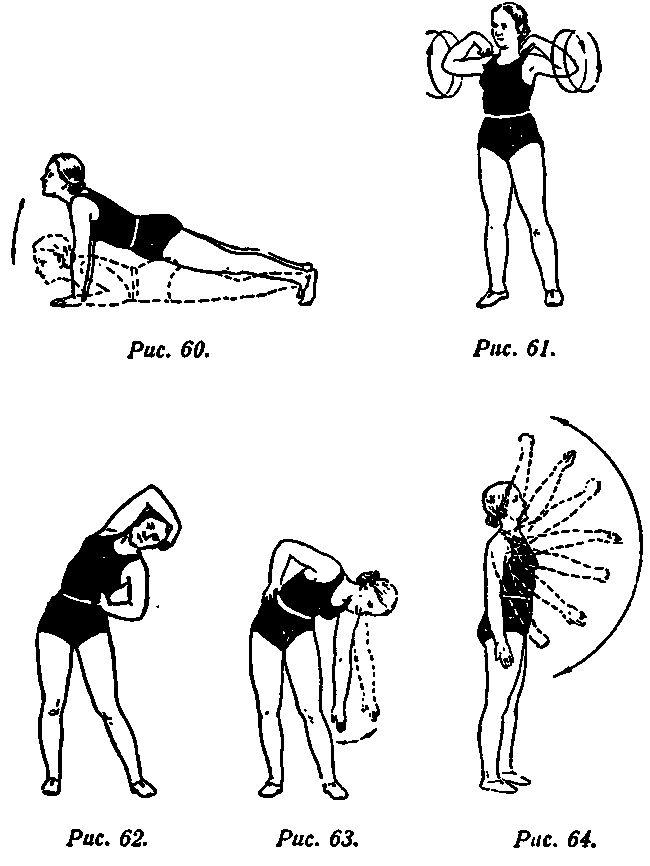Фізичні вправи при початковій формі порушення сольового обміну речовин 6