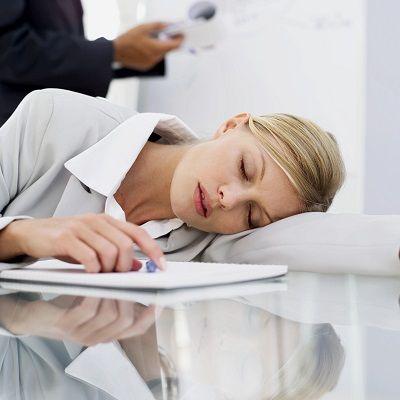 денний сон на робочому місці