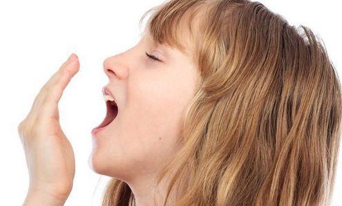 Погано пахне з рота ребен