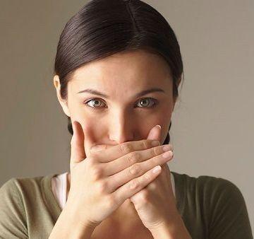 залізний присмак у роті