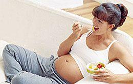 Продукти заборонені при вагітності
