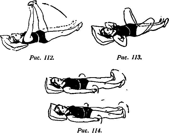 спеціальні фізичні вправи при клімаксі 3