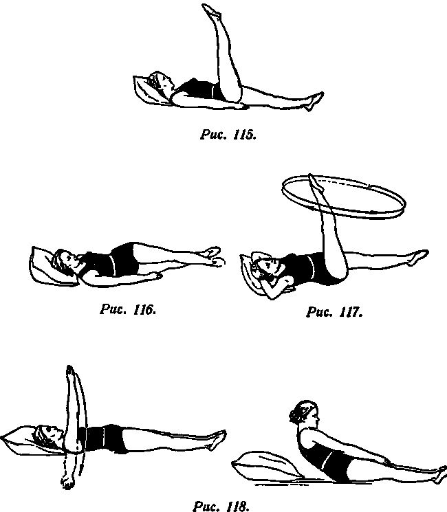 спеціальні фізичні вправи при клімаксі 4